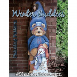 Winter Buddies ePattern