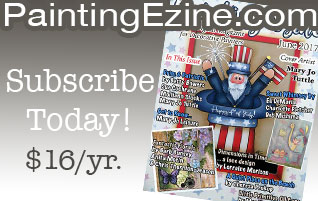 Subscribe to PaintingEzine.com